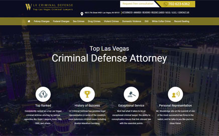 LV Criminal Defense
